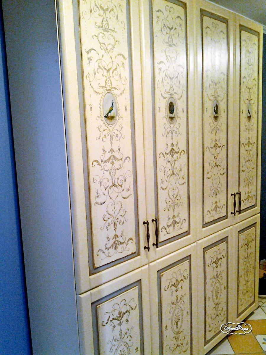 Фасады для шкафов своими руками 7