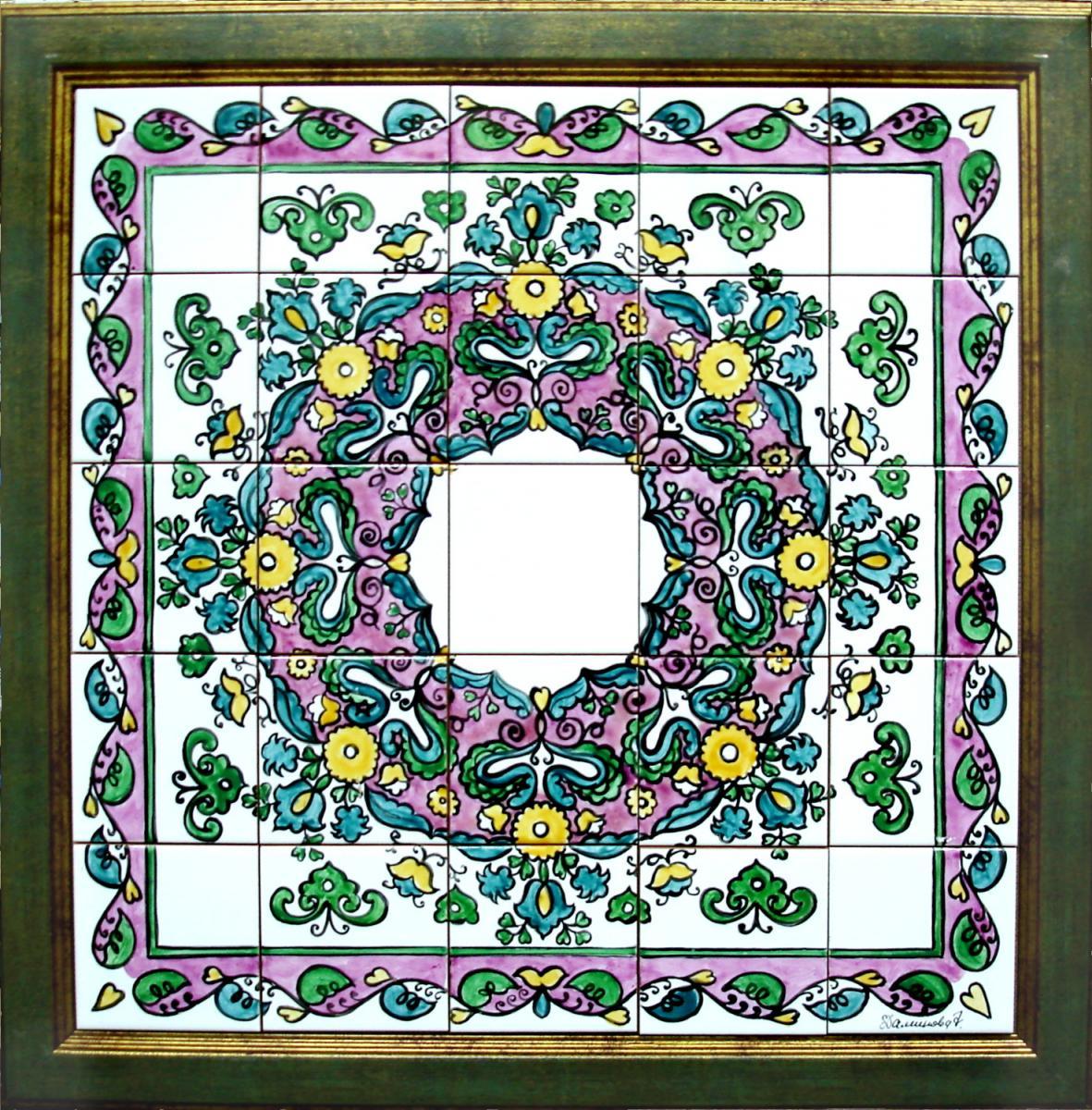 Орнаменты, узоры и схемы для вышивки Лана Митрозор Фотографии 99