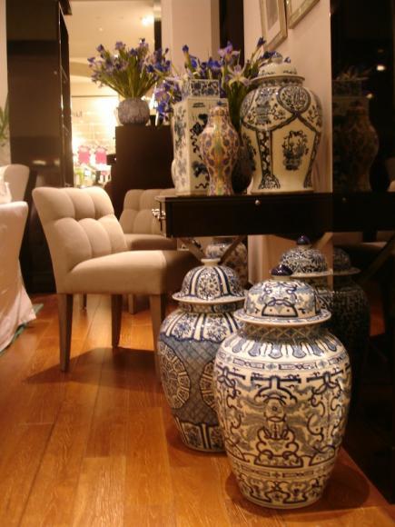китайский фарфор, роспись