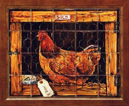 курица прованс